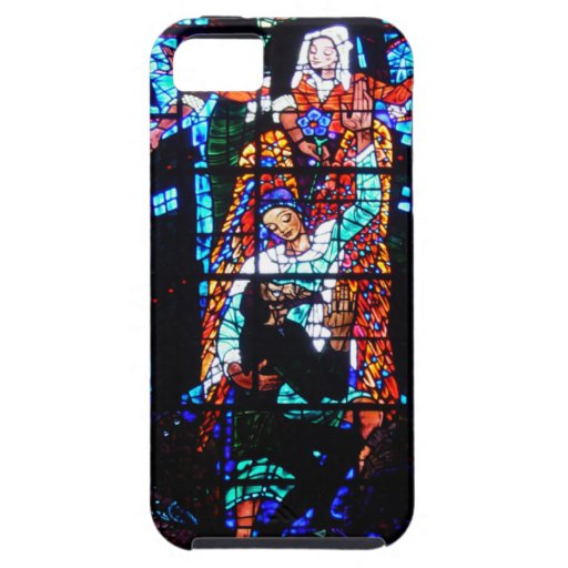 Stained Glass Window iPhone 5 Case