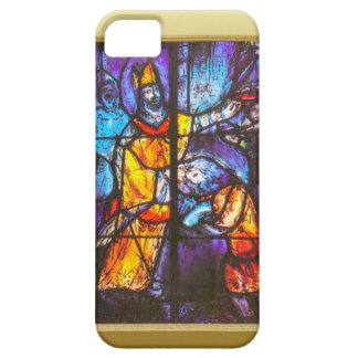 Stained glass window iPhone SE/5/5s case