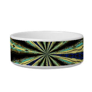 Stained Glass Window Kaleidoscope 10 Bowl