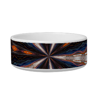 Stained Glass Window Kaleidoscope 15 Bowl