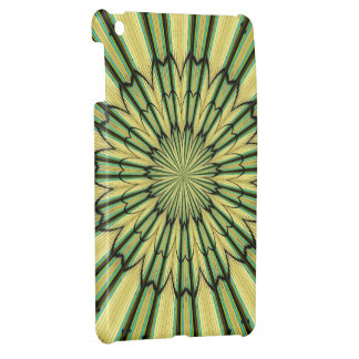 Stained Glass Window Kaleidoscope 20 Cover For The iPad Mini