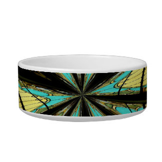 Stained Glass Window Kaleidoscope 23 Bowl