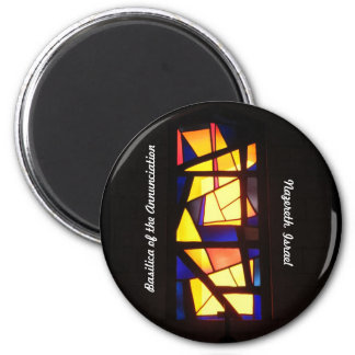 Stained Glass Window Magnet 2