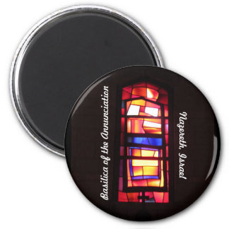 Stained Glass Window Magnet 4