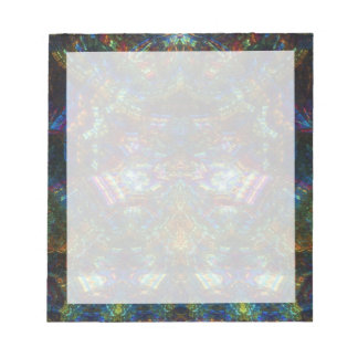 Stained Glass Window Notepads