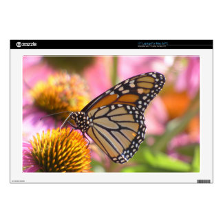 Stained Glass Wings Decals For Laptops