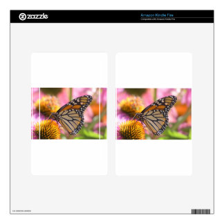 Stained Glass Wings Kindle Fire Skin