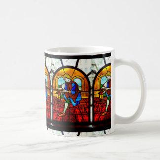 Stained Glass Worker Coffee Mug
