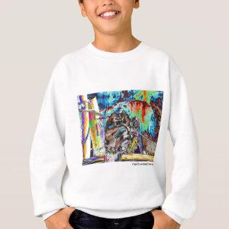 Stained Gorilla Sweatshirt