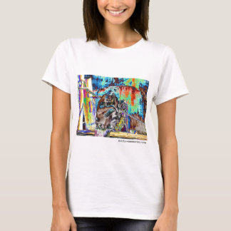Stained Gorilla T-Shirt