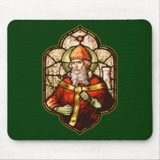 Stained Patrick II Mouse Pad