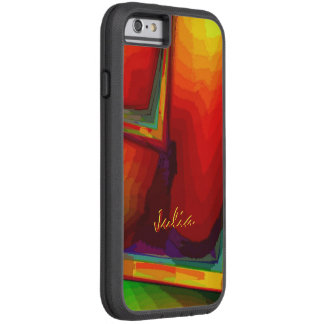 Stained Tough Xtreme iPhone 6 case of Julia
