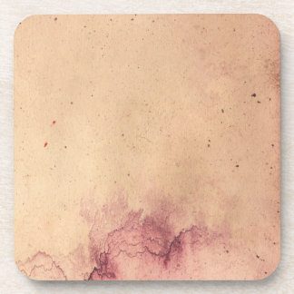 Stained Vintage Paper 3 Coasters