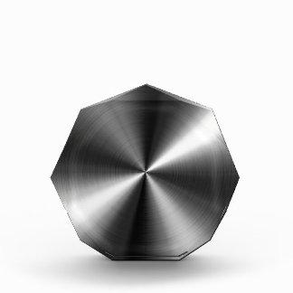 Stainless Steel Acrylic Award