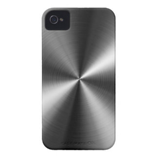 Stainless Steel Case-Mate iPhone 4 Case
