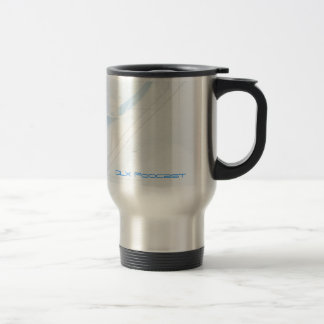 Stainless Steel DLX Podcast Mug