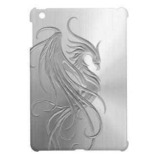 Stainless Steel Effect Phoenix iPad Mini Covers