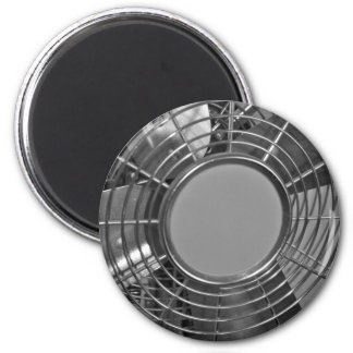 Stainless Steel Fan Magnet