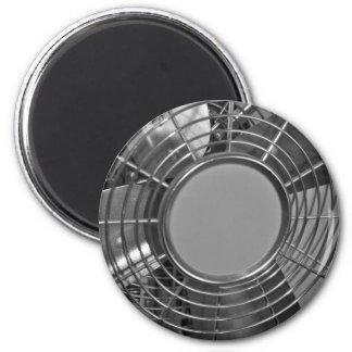 Stainless Steel Fan Magnet
