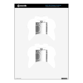 Stainless steel hip flask xbox 360 controller skins