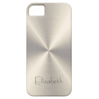 Stainless Steel Metal Cover For iPhone 5/5S