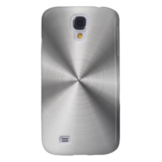 Stainless Steel Metal Galaxy S4 Cover