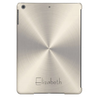 Stainless Steel Metal iPad Air Case