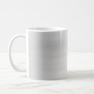 Stainless Steel Metal Look Coffee Mug