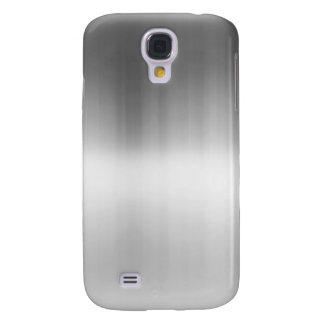 Stainless Steel Metal Look Galaxy S4 Cover