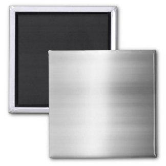 Stainless Steel Metal Look Magnets