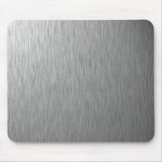 Stainless Steel Mouse Pad