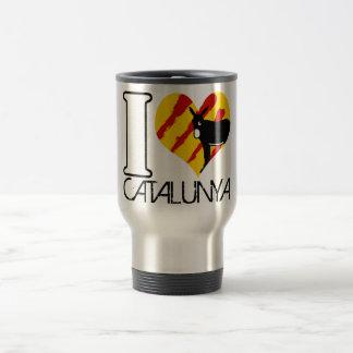 Stainless steel Mug I COILS CATALUNYA