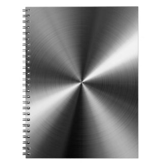 Stainless Steel Notebook