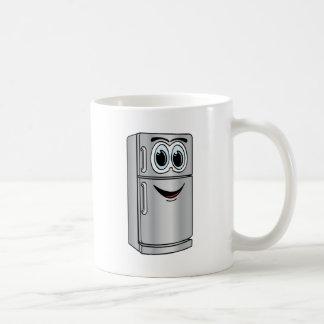 Stainless Steel Refrigerator Cartoon Coffee Mug
