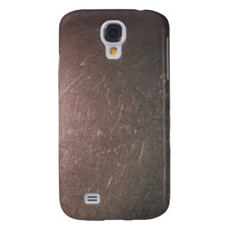 Stainless Steel Scratches Galaxy S4 Case