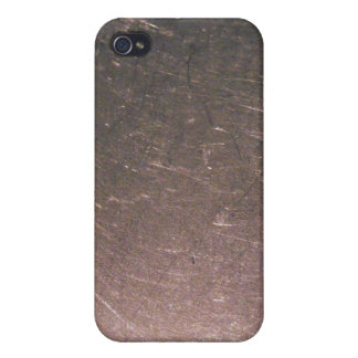 Stainless Steel Scratches iPhone 4/4S Cover