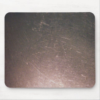 Stainless Steel Scratches Mouse Pad