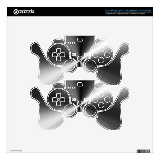 Stainless Steel Skins For PS3 Controllers