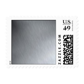 Stainless steel texture with lighting highlights stamp