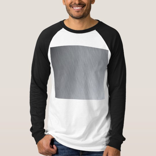 Stainless steel texture with lighting highlights T-Shirt