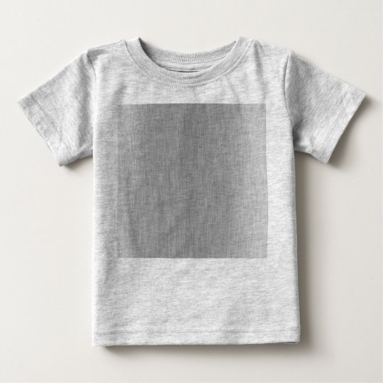 Stainless Steel Textured Baby T-Shirt