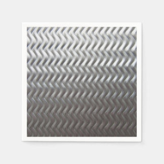 Stainless Steel Textured Industrial Metal Sheet Paper Napkin