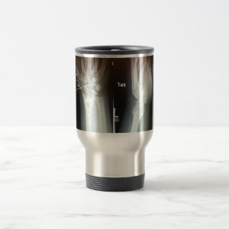 Stainless Steel Travel Mug X-Ray