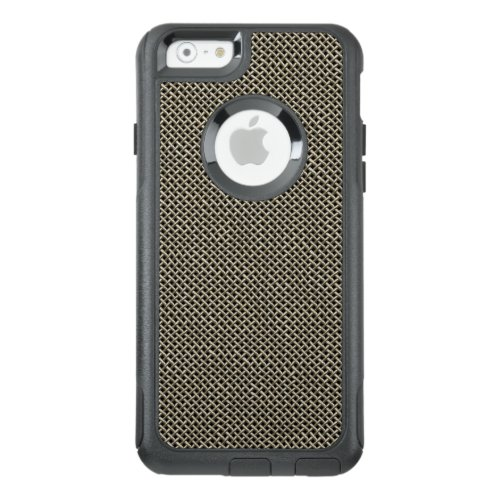 Stainless Steel Wire Mesh Pattern Phone Case