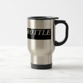 stainless tumbler mug