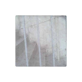 Stair, fence and wall stone magnet