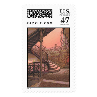 Stair Postage