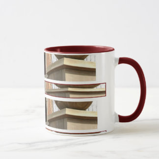 Staircase Lamppost Coffee and Tea Mug by gretchen