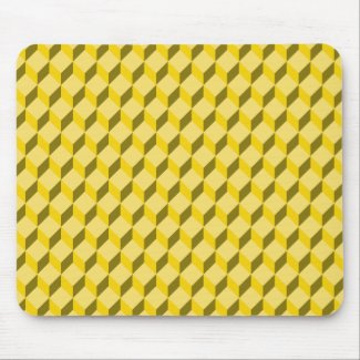 staircase pattern mouse pad