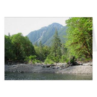Staircase River, Washington Card